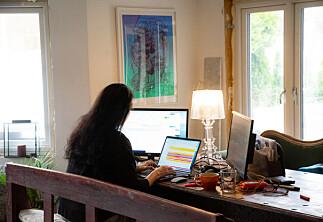 Ansatte melder om mer produktivitet og effektive møter på hjemmekontor