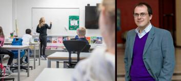Ville utsatt skoleåpning ha vært etisk forsvarlig?