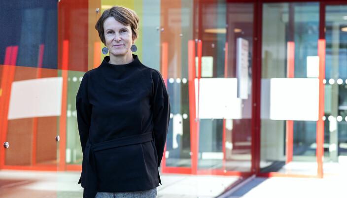 Professor og instituttleiar Guri Rørtveit har allereie konkrete døme på samarbeid som har utgangspunkt i helseklynga.