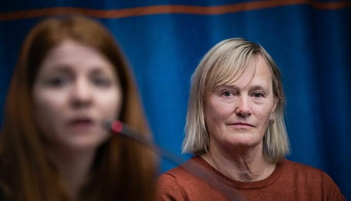Nesna-ordførar Hanne Davidsen, sit i gruppa som no har starta arbeidet med å skape ei fagleg framtid for studiestaden på Nesna.