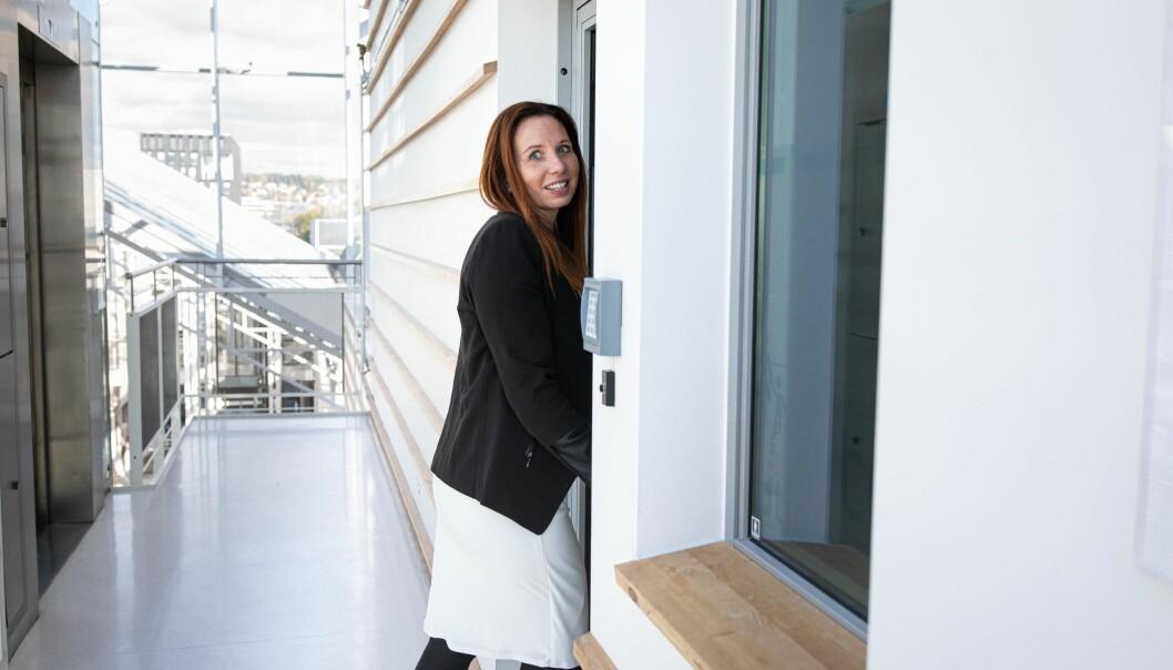 Agnete Fredriksen ble advart om at hun stengte døren til akademia dersom hun gikk løpet med å kommersialisere forskningen sin. — Jeg er redd for at mange forskere av den grunn ikke tør teste ut om forskningen deres er samfunnsnyttig, sier Fredriksen.