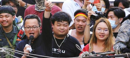 Krise i Thailand – studentledere pågrepet
