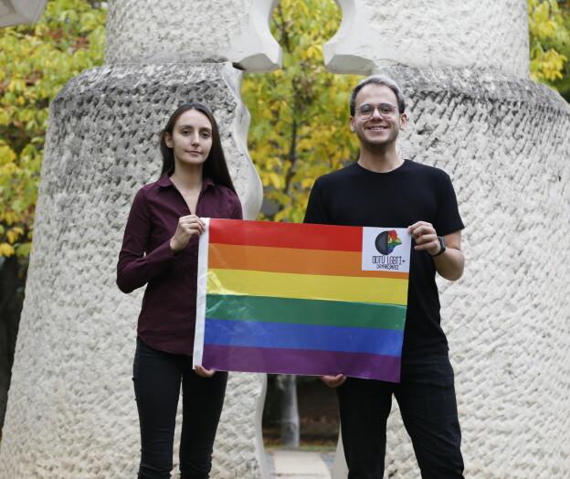 Studentenes fredspris går til METU LGBTI+ Solidarity