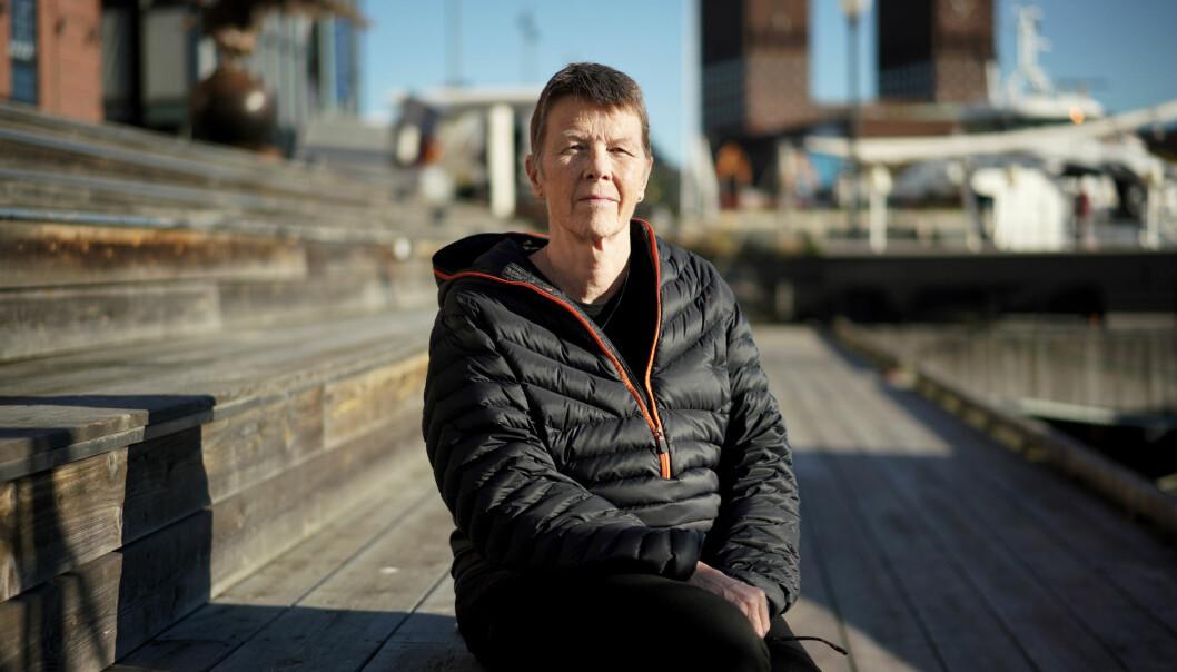 — Jeg har fått massiv støtte. Det har vært viktig etter at jeg stod frem og var åpen om min historie, sier medisinprofessor Anne Berit Guttormsen.