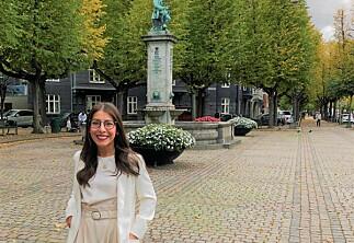 Fikk fylkets innovasjonspris for masterstudenter