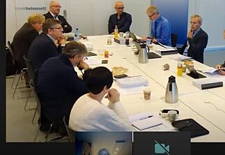 Styrekrangel om rektor Stølens habilitet i milliardprosjekter