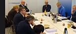 Kranglet om Svein Stølens habilitet. Rektoren måtte gå på gangen under møte.