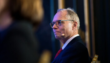 Jussprofessor Hans Petter Graver.