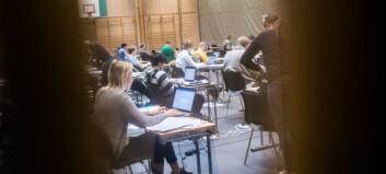 Hva skjer med eksamen? Her har du oversikten