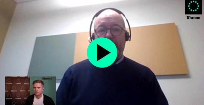 Gunnar Bovim om «skandaleprosjekter»: — Det tar jeg sterk avstand fra