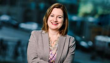 Anne Kirkhusmo er i dag kommunikasjonssjef i Kirkens Nødhjelp.