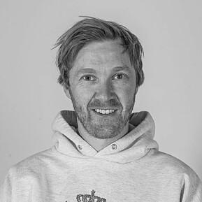 Anders Hamre, tillitsvalgt for NTL.