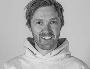 Anders Hamre, tillitsvalgt Kunsthøgskolen i Oslo.