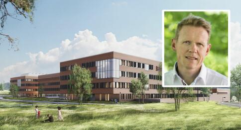 Innflytting i Veterinærbygget på Ås er utsatt for femte gang