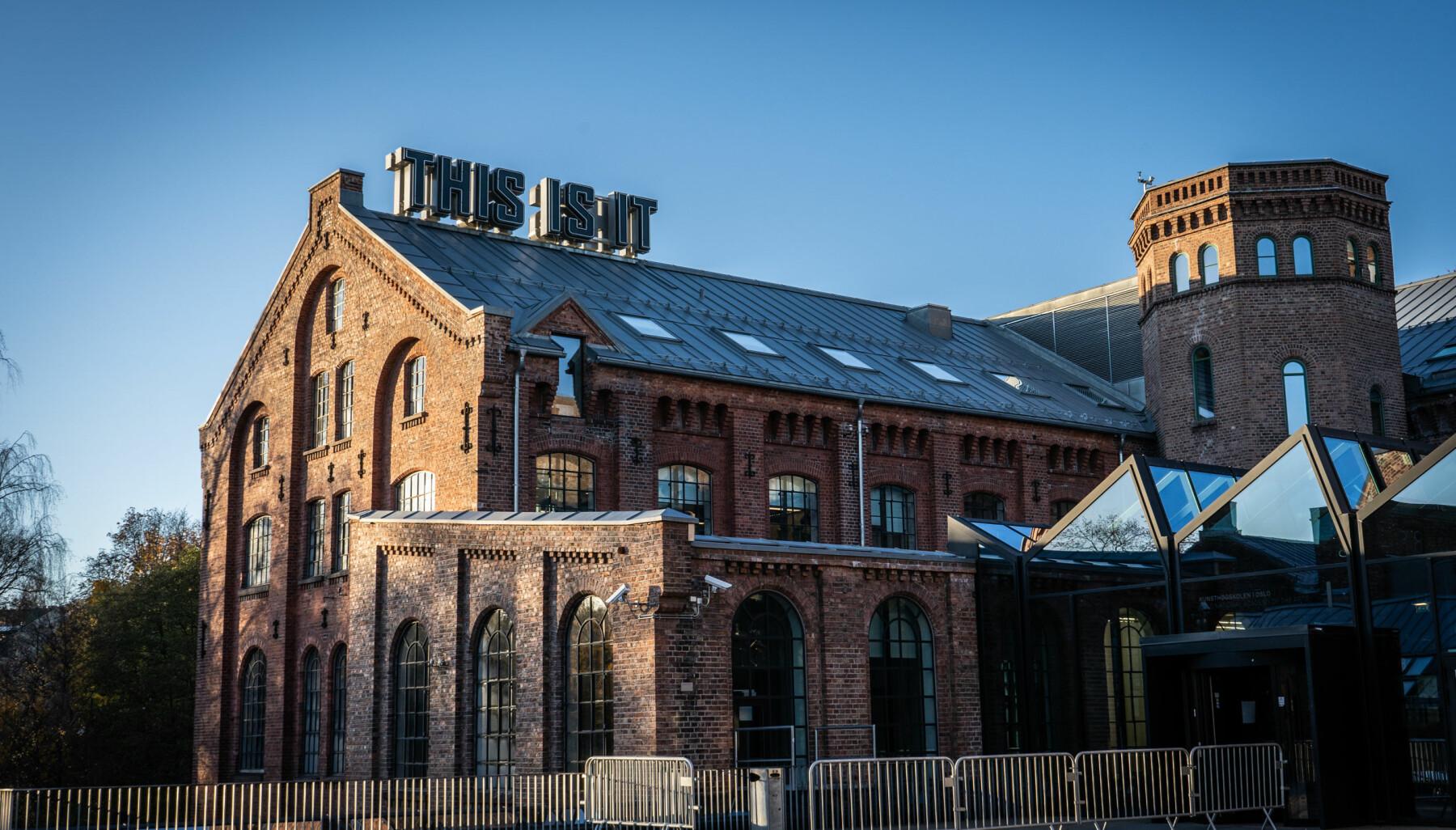 Kunsthøgskolen i Oslo må ta grep for å fortsatt kunne akkreditere egne studietilbud.