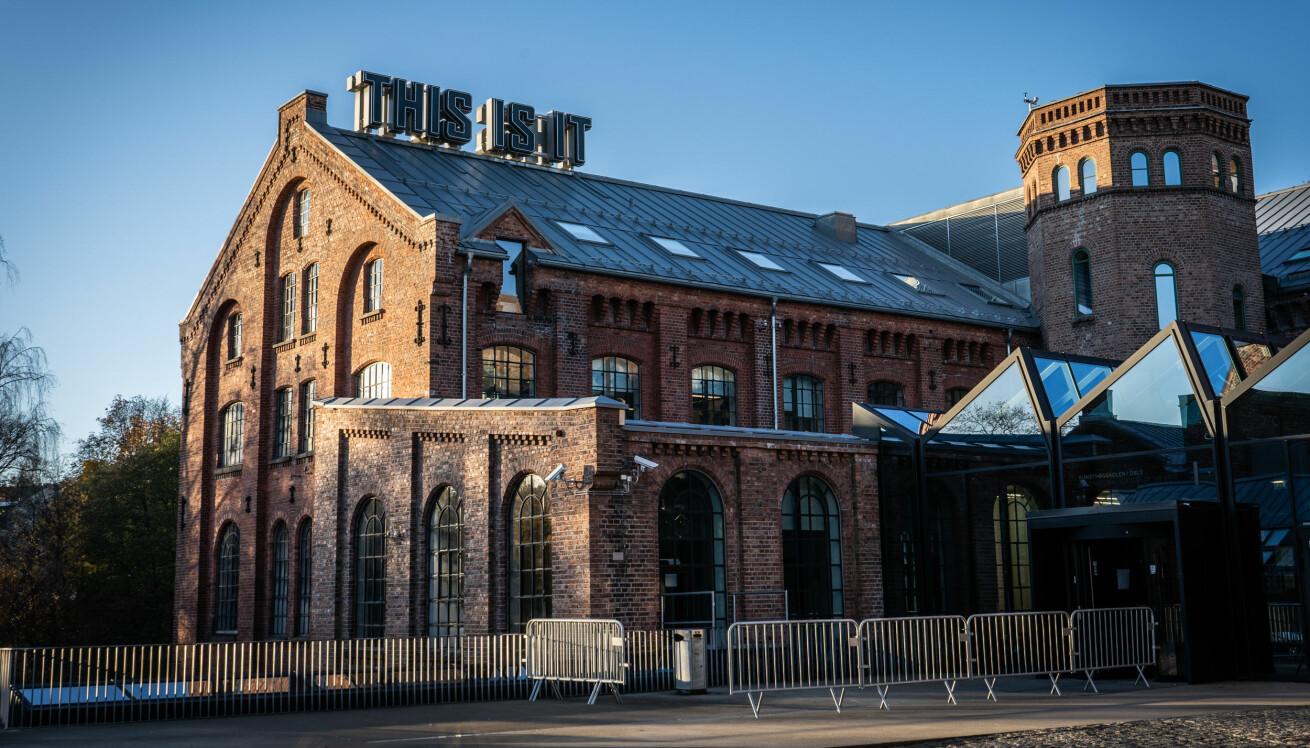 Kunsthøgskolen i Oslo.