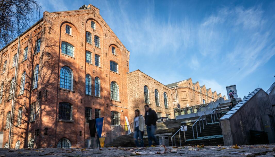 Kunsthøgskolen i Oslo utbetaler en bonus til ansatte for koronainnsatsen.