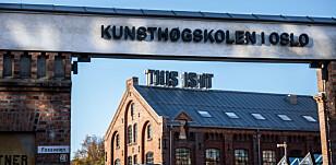 Hele toppledelsen ved Kunsthøgskolen kan bli byttet ut