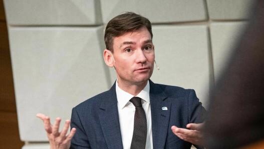 Ydmyk statsråd forklarte seg til kritiske rektorer
