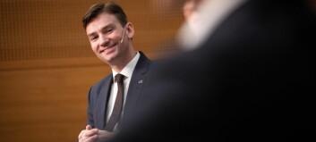 Asheims landsmøtetale: «Mester like bra som master»