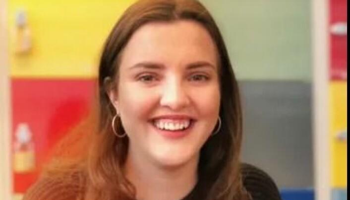 Eira Aas Eide, nestleder for læringsmiljø blant studentene i Stavanger.