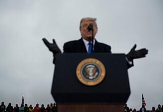 I 2016 advarte han mot seier til Trump. Nå advarer han mot en ny Trump