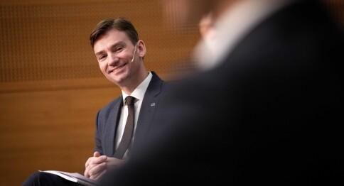 Ber Stortinget gi grønt lys for Horisont Europa og Erasmus
