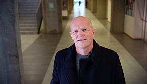 Me har lenge hatt særskilte tiltak, seier HVL-rektor Gunnar Yttri.