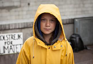 Greta Thunbergs 13 spesielle måneder