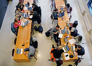 Flere studerer og størst økning hos de private