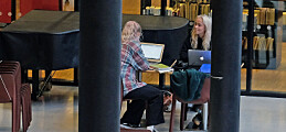 Tilstandsrapport frå studentane: Store skilnader i digital undervisning