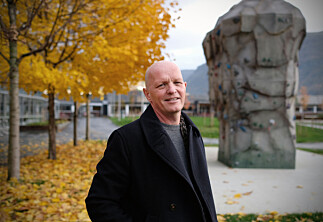 Han skal bygga det nye universitetet på Vestlandet