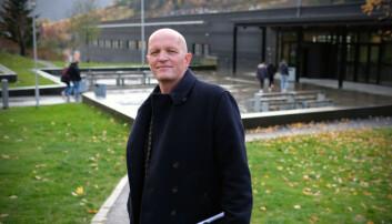 Gunnar Yttri, rektor ved Høgskulen på Vestlandet.