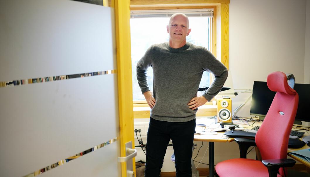 Gunnar Yttri er førsteamanuensis i historie, og har vore dekan. No vert han rektor for Høgskulen på Vestlandet.