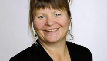 Edel O. Elvevoll er eneste kvinne blant søkerne.