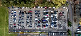 69 fotballbaner med biler
