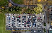 Universiteter og høgskoler kan fylle 69 fotballbaner med biler. I Oslo kan rundt 1500 parkere gratis.