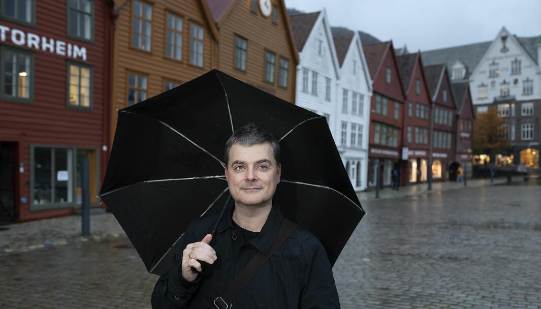 Morten Hammerborg har nyleg gjeve ut bok. Fleire kollegaer var skeptiske, avslører historieprofessoren ved Høgskulen på Vestlandet.
