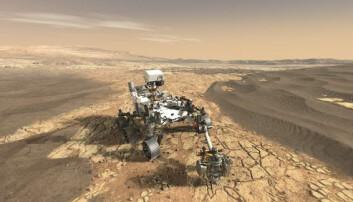 FFI har laget ett av instrumentene på Nasas nye Mars-kjøretøy. Når kjøretøyet lander i februar 2021 skal en forskergruppe ved Universitetet i Oslo styre instrumentet og forske videre på dataene som kommer inn. L