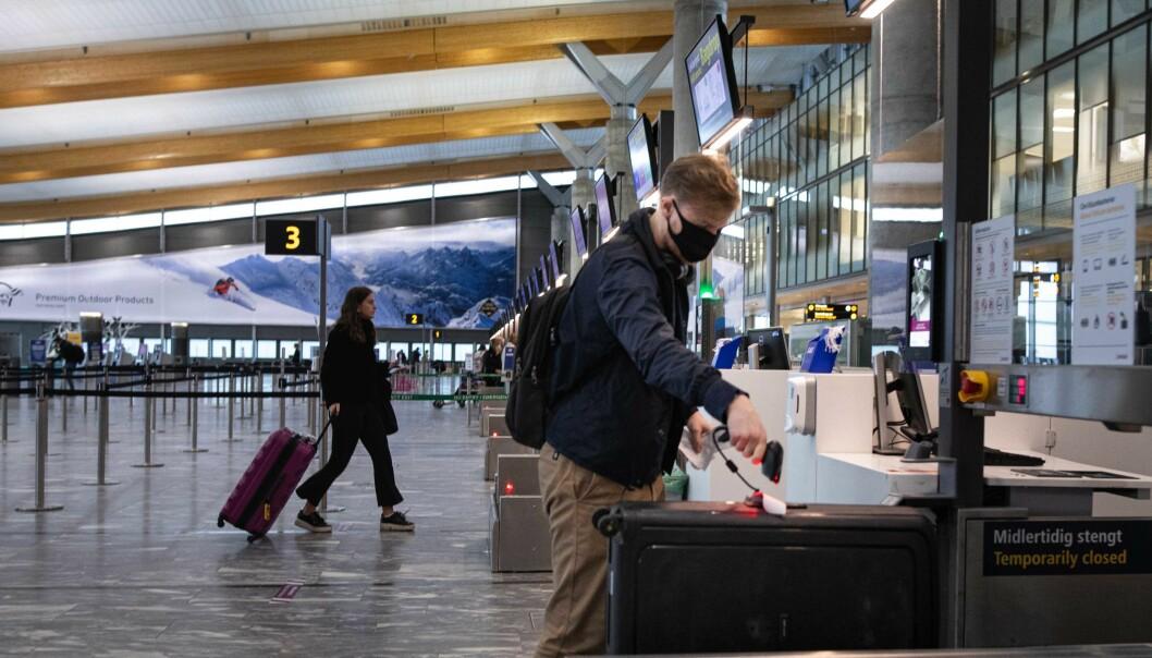 Studenter på vei hjem til Møre og Romsdal bes om å gå i karantene dersom de kommer fra røde områder som Oslo.