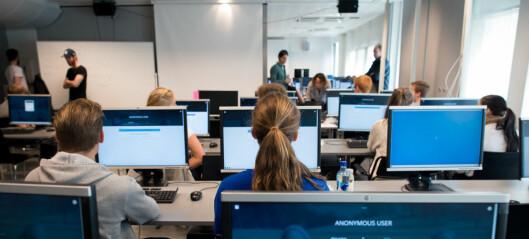 Strategi mot fag – hvem bestemmer den digitale fremtiden i UH-sektoren?
