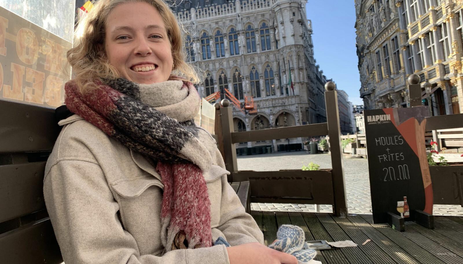 Carin Marie Svensen hadde planer om å ta en pause fra studiene.