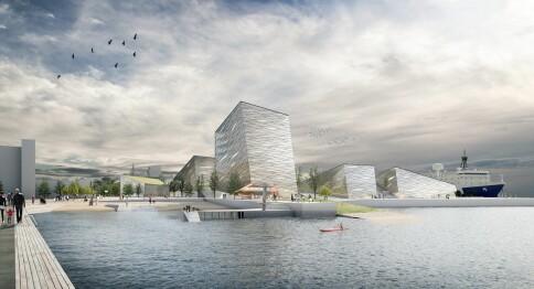 —Regjeringen har én byggstandard for Oslo og en annen for Bergen