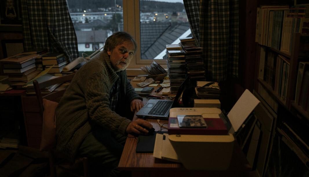 Professor Øystein Sørensen mener NTNU har brukt påfallende mye ressurser på å granske Øyvind Eikrems Facebook-kommentarer.