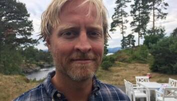 Studentombud Pål Gustavsen.
