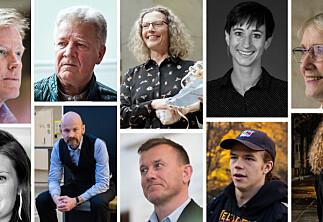 Fra pandemi til tyskervits: Disse navnene er spilt inn til Årets navn i akademia