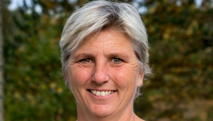 Annette Bischoff, instituttleder ved Institutt for friluftsliv, idrett og kroppsøving