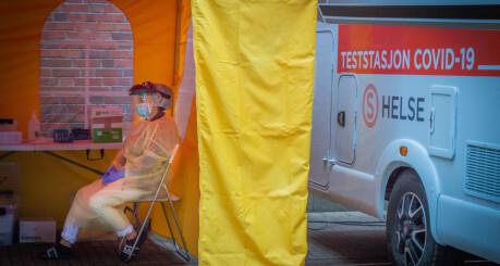 8663 er testet i Oslo. Så mange har fått påvist smitte