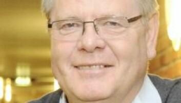 Professor ved UiT, Ørjan Olsvik.