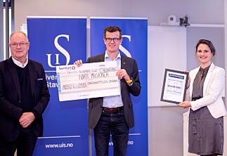 40 millioner til medsinutdanning i Stavanger